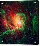 Lagoon Nebula Acrylic Print