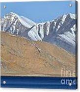 Lake Kara Kul Acrylic Print