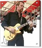 Lee Roy Parnell Acrylic Print