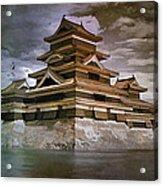Matsumoto Castle  Acrylic Print