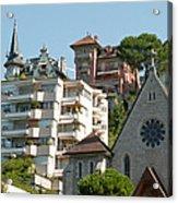 Montreux Acrylic Print