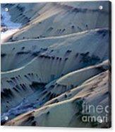 Painted Hills 7 Acrylic Print
