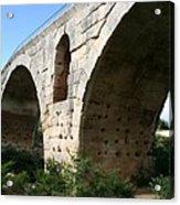 Roman Bridge Pont St. Julien Acrylic Print
