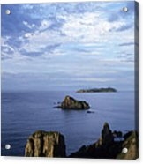Russian Far East Acrylic Print by Anonymous
