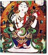 Saraswati 10 Acrylic Print