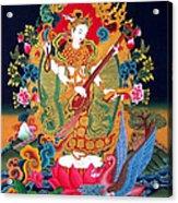 Saraswati 3 Acrylic Print