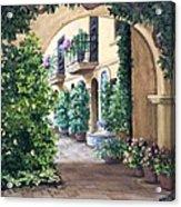 Sedona Archway Acrylic Print