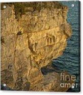 Sphinx...bahamian Natural Landscpe Acrylic Print