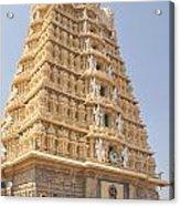 Sri Chamundeswari Temple Acrylic Print
