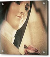 St. Therese Acrylic Print