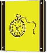 Stop Clock Acrylic Print