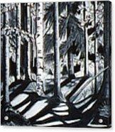 Take The Maine Path Acrylic Print