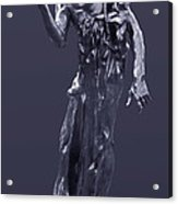 The Sculpture Of Auguste Rodin Acrylic Print