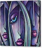 ' Trio ' Acrylic Print