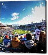 001 Buffalo Bills Vs Jets 30dec12 Acrylic Print