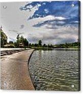 001 Hoyt Lake Acrylic Print