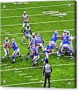 0010 Buffalo Bills Vs Jets 30dec12 Acrylic Print