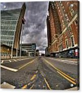 0011 Delaware Ave Acrylic Print