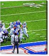 0016  Buffalo Bills Vs Jets 30dec12 Acrylic Print