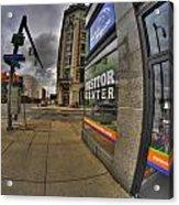 0031 Buffalo Niagara Visitor Center Acrylic Print