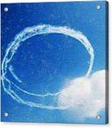 0036 - Air Show - Acanthus Acrylic Print