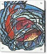 0038 Fish 2 Acrylic Print