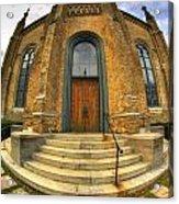 004 Westminster Presbyterian Church Acrylic Print