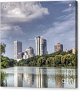 0041 Milwaukee Wisconsin Acrylic Print