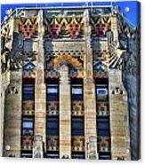 0049 Art Deco City Hall Acrylic Print
