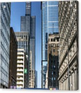 0078 Willis Tower Chicago Acrylic Print