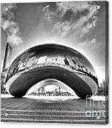 0079 The Bean - Millennium Park Chicago Acrylic Print