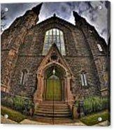 009 Asbury Delaware Avenue Methodist Church Acrylic Print