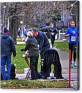 009 Bloody Marys At The Turkey Trot 2014 Acrylic Print
