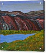 009 Landscape Acrylic Print