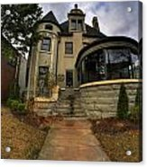 009 Law Offices Cornell Mansion Acrylic Print
