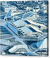 0097927 - Athens - Olympic Stadium Acrylic Print