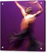01 24 2013 Dancer 1 Acrylic Print