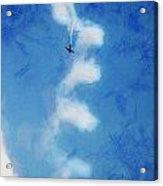0107 - Air Show - Lux Acrylic Print