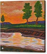 011 Landscape Acrylic Print