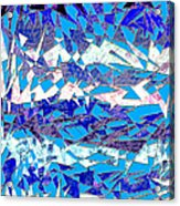 0137 Abstract Thought Acrylic Print