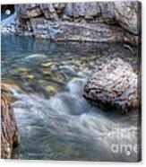 0143 Marble Canyon   Acrylic Print