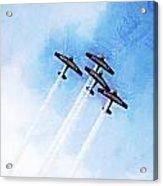 0166 - Air Show - Lux Acrylic Print