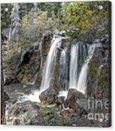 0204 Tangle Creek Falls 3 Acrylic Print