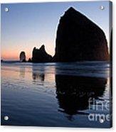 0213 Cannon Beach Acrylic Print