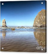 0238 Cannon Beach Oregon Acrylic Print