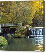 0291 Hyde's Mill Wisconsin Acrylic Print