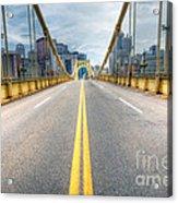 0306 Pittsburgh 9 Acrylic Print