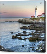 0312 Portland Head Lighthouse Acrylic Print