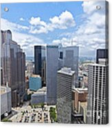 0317 Dallas Texas Acrylic Print