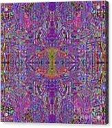0320 Abstract Thoyght Acrylic Print